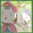 トラ太郎の赤ずきんちゃん