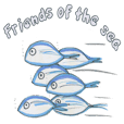 Friends of the sea!