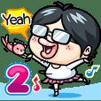 Todd the otaku  2(English Edition)