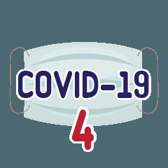 Wear Mask : Covid 19 V.4