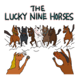THE LUCKY NINE HORSES English Ver.
