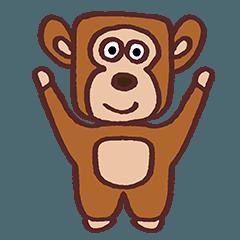 Monkey k