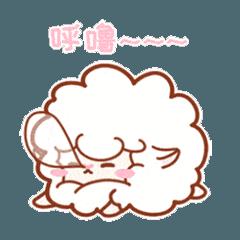little cute sheep Moli