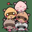 Mink Family
