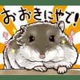 hamster ginji