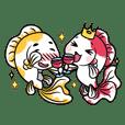 goof goldfish