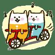 tsunagi cat of a good friend<2>