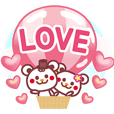 LOVE LOVE! I like you -Chocolate bear-
