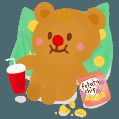 Sugar bear : Everyday