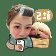 bambi sticker058