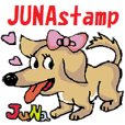 JUNA_Sticker