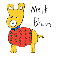 MilkBread Release commemoration