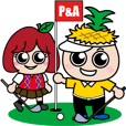 PINE&APPLE HAPPY GOLF DAYS
