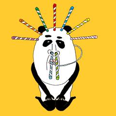 Oh! Panda! Panda! Panda!! 03