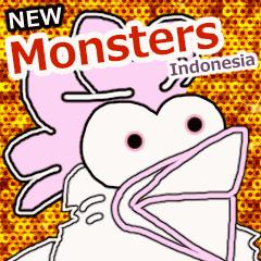 NEW モンスターズ インドネシア語