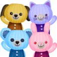 Woolen stuffed toys(English version)