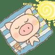 饅頭豬(生活用語)