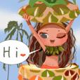 ハワイの休日 CHOU CHOU フラ&タヒチアン