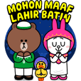 LINE Character Special: Ramadhan Talks