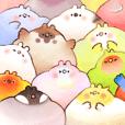 Anny's Fluffy Bunny Bird