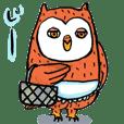 oh my gosh! Mama Owl
