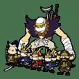 atutake's  Tales of Heike
