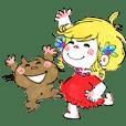 水森亜土2 HappyGirls!