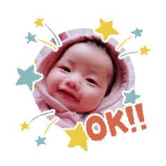 SAKU 2nd month STAMP