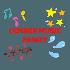 Corner Music Family
