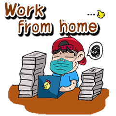 Gamers Virsion3 Covid Work from home