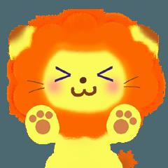 LION CUB MANE WIG!