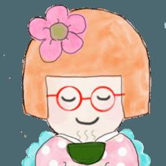 ryokutucha girl
