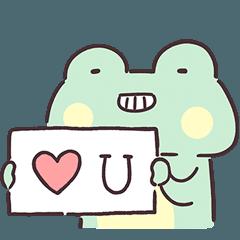 Lazynfatty- GuaGua FrogLove3