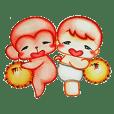 Q baby (Pipi monkey)