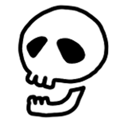 Skull boy Happy DOKURO-san