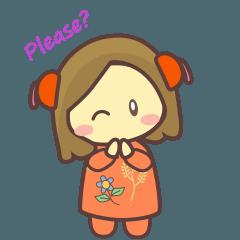 Chibi Cute Girl
