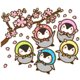 ぺんぎん戦隊からくさレンジャー 春編