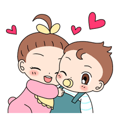 Baby Couple
