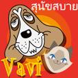 สุนัขสบาย vavi(Thai)