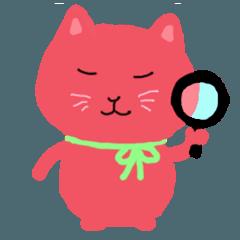 Cat mamekichi