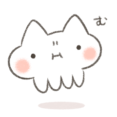 TAKO cats sticker