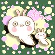 Warm fuzzy bunny