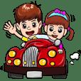 khunkhim & Classic Car