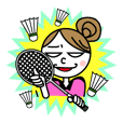 badminton beginner