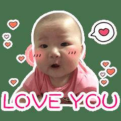 真心艾妮LOVE YOU