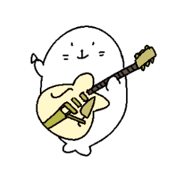 guitar and seal 2