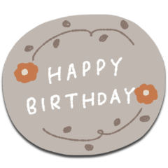 Simple and stylish greetings