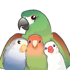 Jiu-Jiu Bird Greetings 2 (zh)
