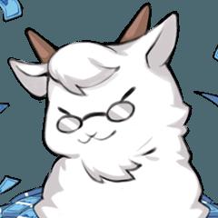 Dr.Sheep x B.B Goat