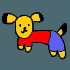 Yellow yellow dog 2